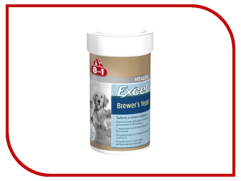 Витамины 8 in 1 EU Excel Brewer's Yeast Пивные дрожжи 260 таб.108603