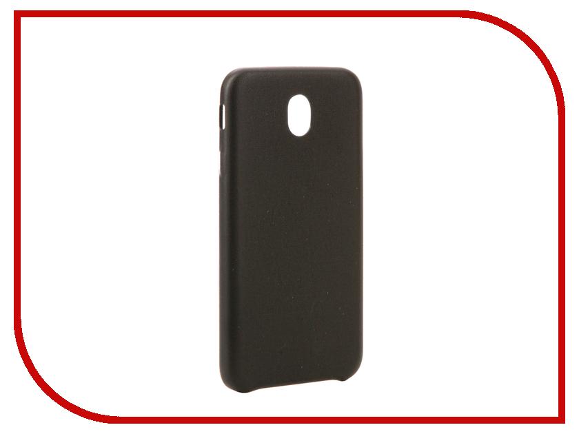 Аксессуар Чехол для Samsung Galaxy J7 2017 G-Case Slim Premium Black GG-843 g case slim premium чехол для apple ipad mini 4 white