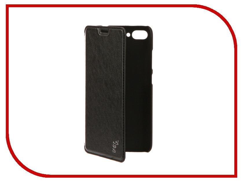 Аксессуар Чехол для ASUS ZenFone 4 Max ZC554KL G-Case Slim Premium Black GG-839 аксессуар чехол g case slim premium для iphone 6 4 7 inch metallic gg 541
