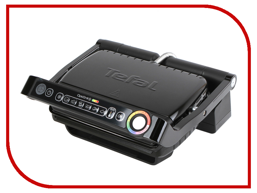 Электрогриль Tefal Optigrill+GC7128 Black