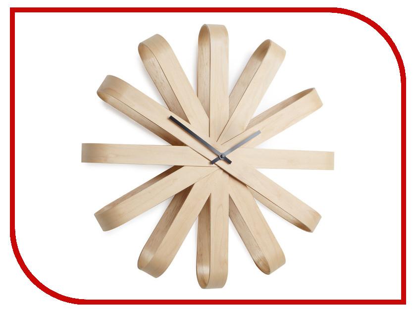 Часы Umbra Ribbon Wood 118071-390