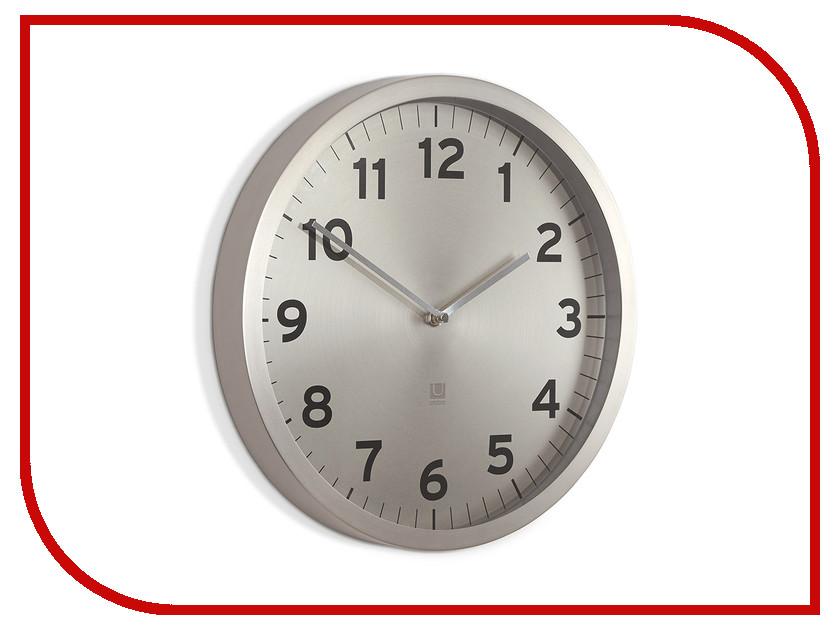 Часы Umbra Anytime 1005476-410 Nickel