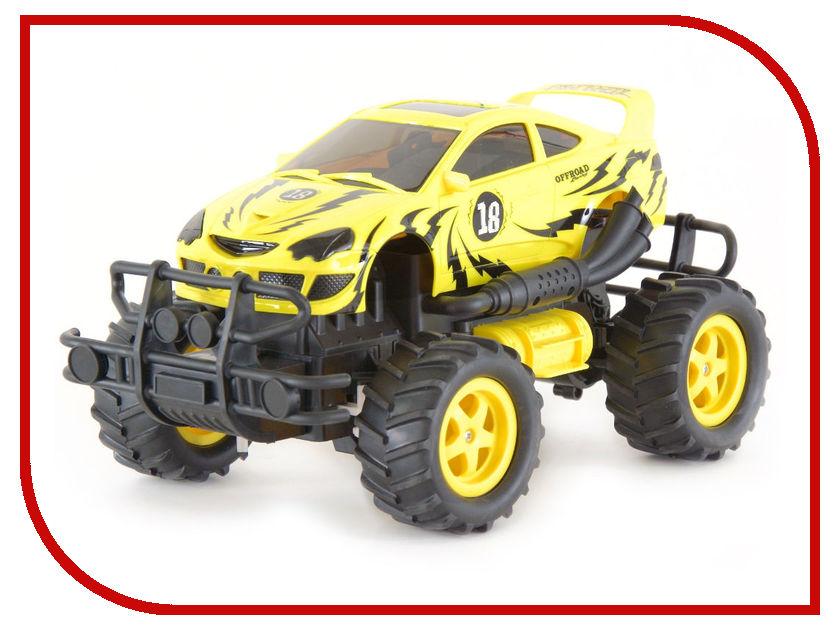 Игрушка Pilotage Offroader 1:14 Yellow RC60557 игрушка pilotage mb arocs мусоровоз 1 20 rc47816