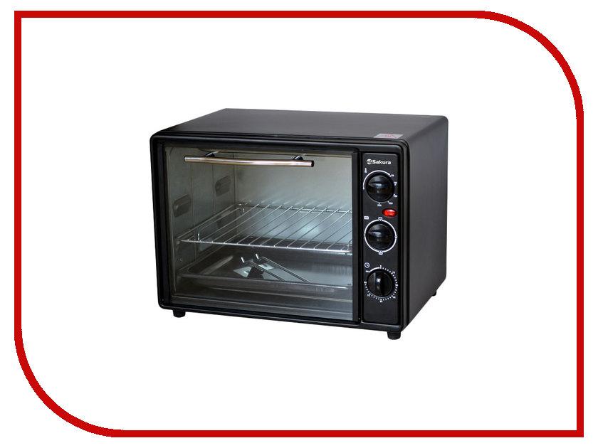 Мини печь Sakura SA-7005B электробритва sakura sa 5409bk