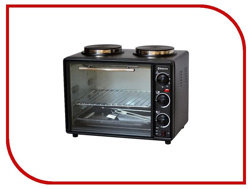 Мини печь Sakura SA-7005HBK