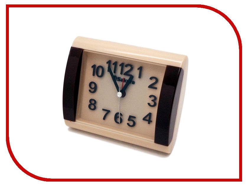 все цены на  Часы Sakura SA-8503BK Beige-Brown  онлайн