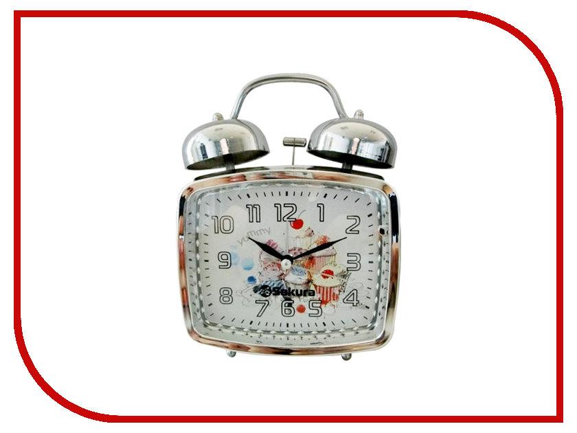 Часы Sakura SA-8506C Пирожные