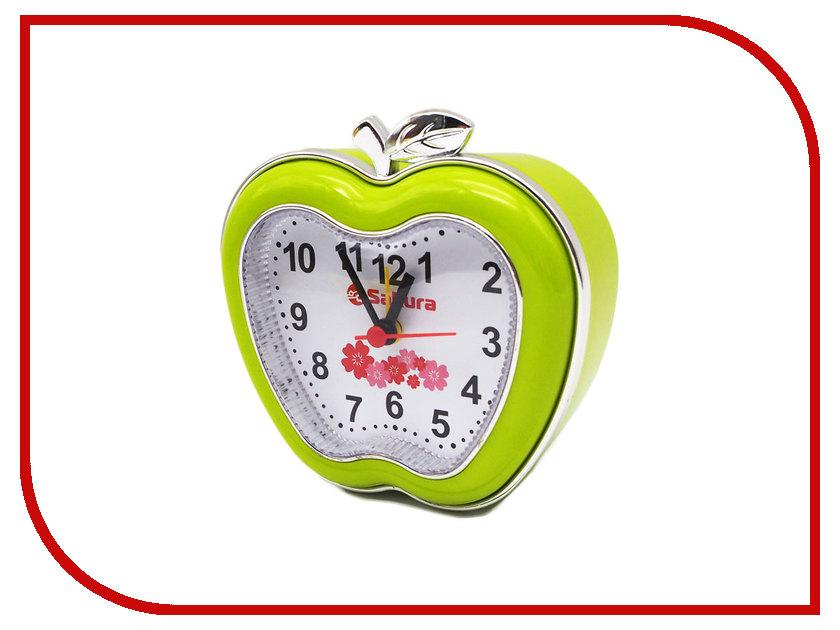 Часы Sakura SA-8509GR Green часы sakura sa 8502r red