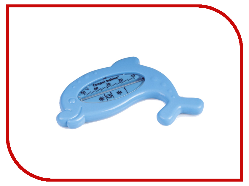 Термометр Canpol Babies Дельфин 2/782 Blue