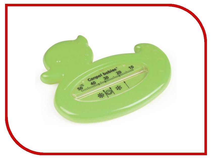 Термометр Canpol Babies Уточка 2/781 Green