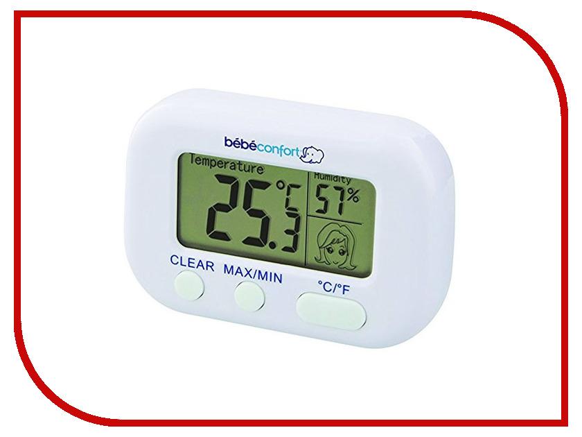 Термометр Bebe Confort 2 в 1 32000269 bebe confort пустышки латексные classic dummies 6 12 мес 2 шт