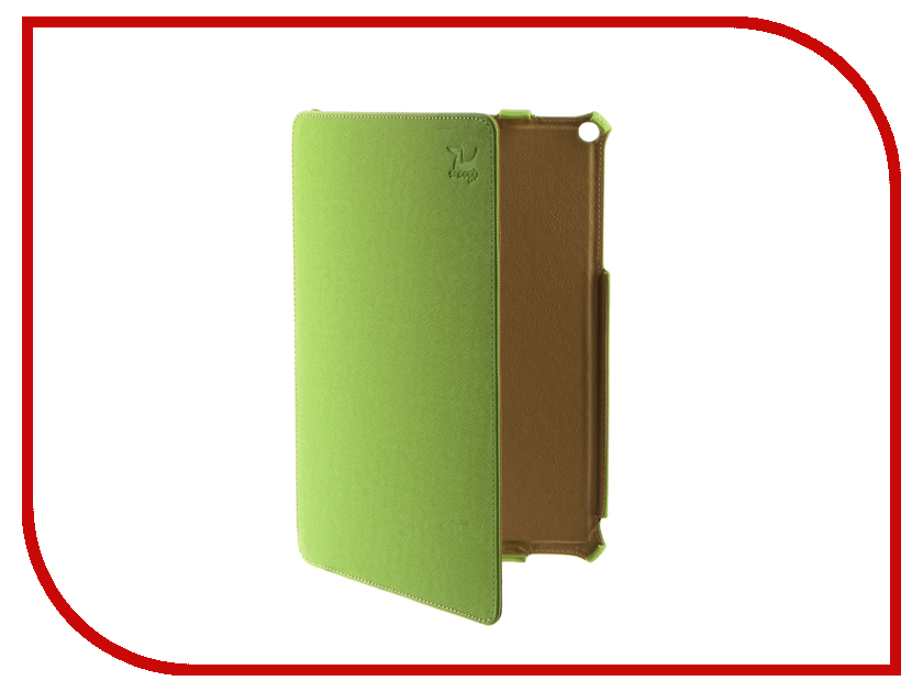 Аксессуар Чехол ASUS ZenPad 3S 10 LTE Z500KL Snoogy иск.кожа Green SN-AsZP3s/z500KL-GRN-LTH