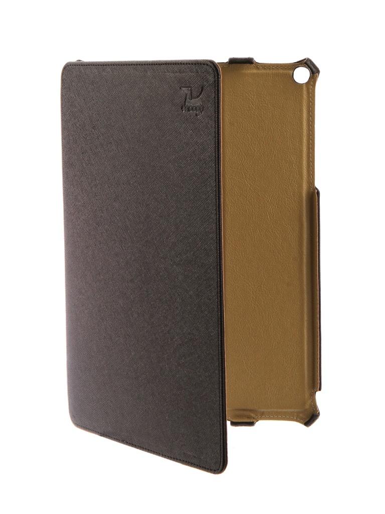 Аксессуар Чехол Snoogy для ASUS ZenPad 3S 10 LTE Z500KL иск.кожа Black SN-AsZP3s/z500KL-BLK-LTH
