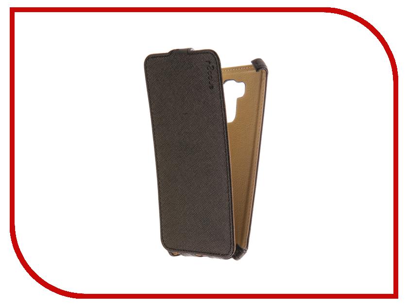 Аксессуар Чехол ASUS ZenFone 3 Max ZC553KL Snoogy иск.кожа Black SN-AsZf-3max/zc553kl-BLK-LTH