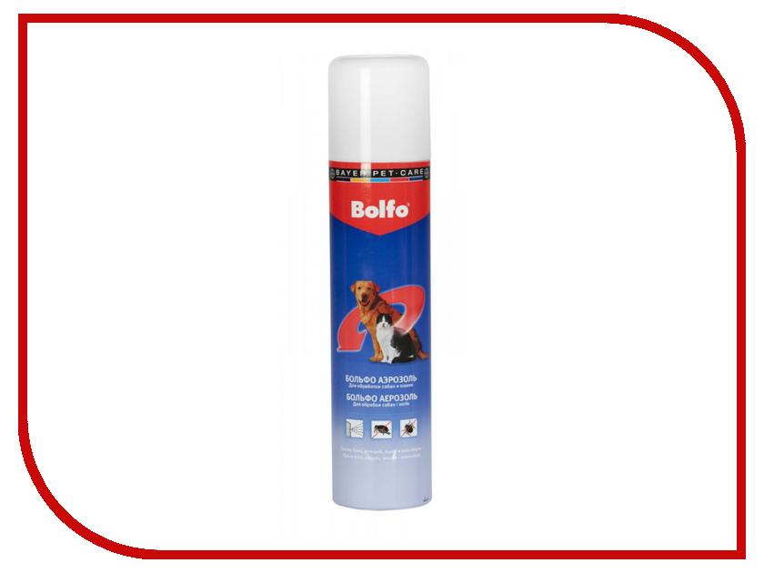 Bayer GL Больфо спрей для кошек и собак 250ml 01.10.2021 3903366 миска для кошек собак гамма n0