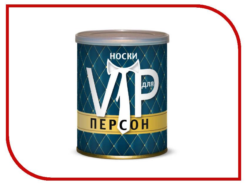 Носки для VIP персон Canned Socks Black 415263