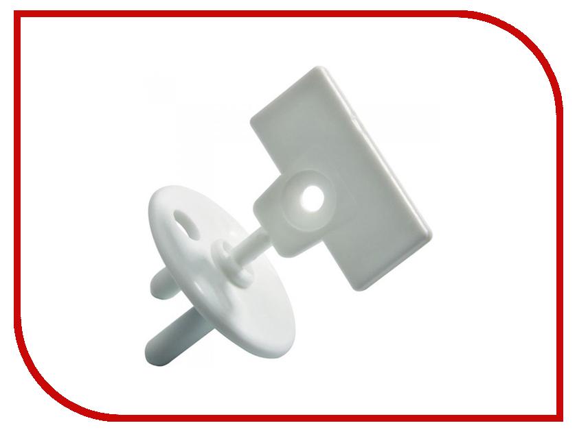 Заглушка для розетки с ключом Safety 1st 3202002000 White safety 1st safety 1st стульчик для кормления timba with tray and cushion grey patches серый