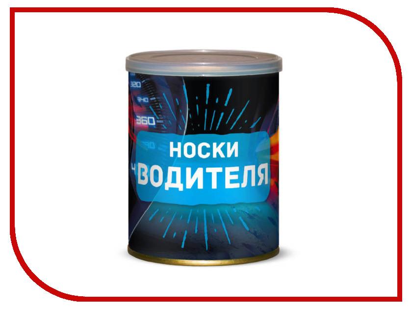 Носки водителя Canned Socks Black 415256