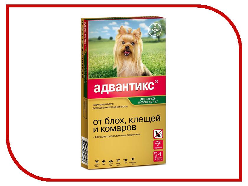 Bayer GL Адвантикс 40С капли для собак до 4kg 01.04.2019 84289728