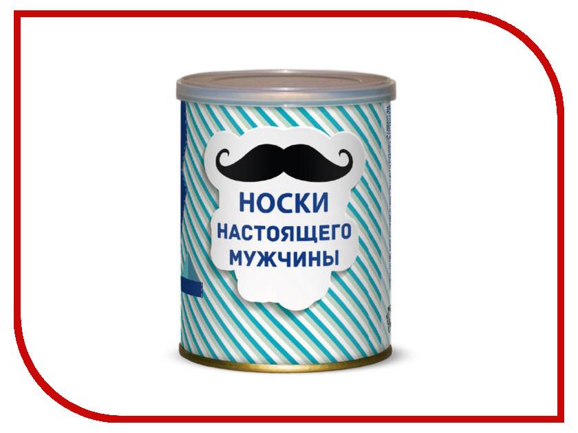 Носки настоящего мужчины Canned Socks Black 415232