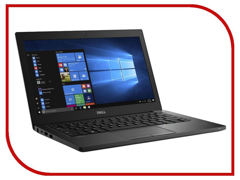 Ноутбук Dell Latitude 7280 7280-9262 (Intel Core i5-7200U 2.5 GHz/8192Mb/256Gb SSD/No ODD/Intel HD Graphics/Wi-Fi/Bluetooth/Cam/12.5/1920x1080/Windows 10 Pro) ноутбук apple macbook 12 mlhf2ru a gold intel core m 1 2 ghz 8192mb 512gb intel hd graphics wi fi bluetooth cam 12 0 2304x1440 mac os x