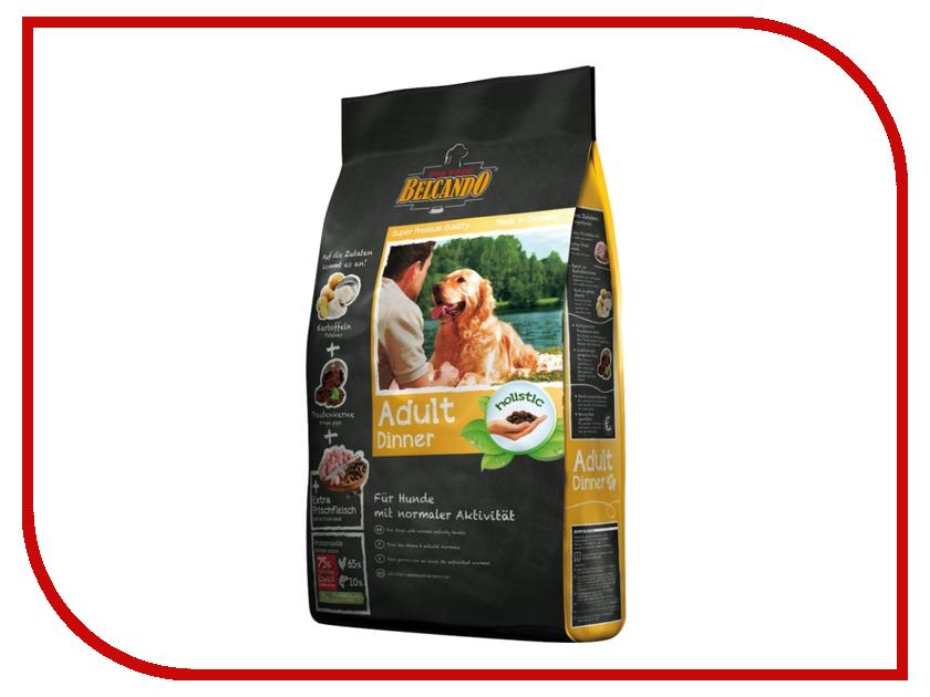 Корм BelcandO Adult Dinner Индейка 1kg для чувствительных собак 553305 корм belcando adult dinner 15kg для собак 553325