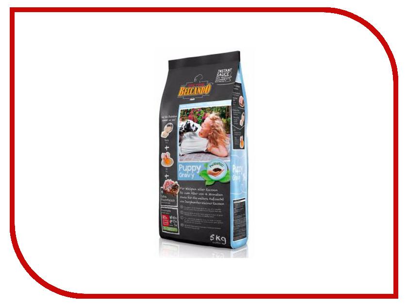 Корм BelcandO Puppy Грави 5kg для щенков 553010-553015 корм для щенков монже
