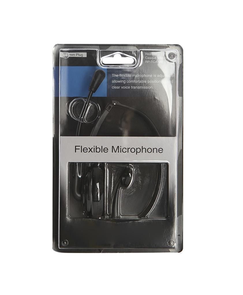 Panasonic RP-TCA400 E-K Black