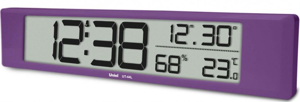 Многофункциональные часы Uniel UT-44L<br>