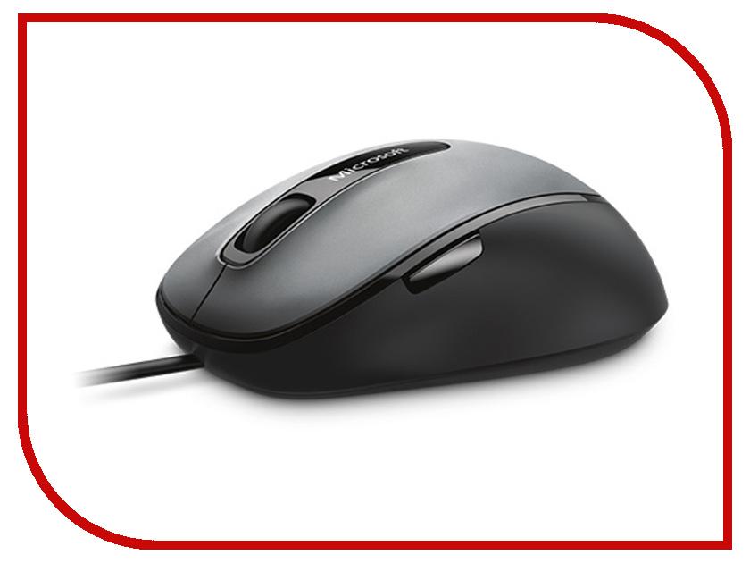 Мышь Microsoft Comfort Mouse 4500 4FD-00002 клавиатура microsoft comfort curve keyboard 3000 3tj 00012 usb