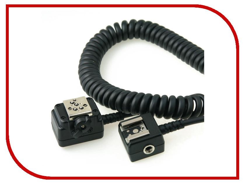 Аксессуар Phottix SC-28 TTL Cord 38320 - синхрокабель для вспышек Nikon
