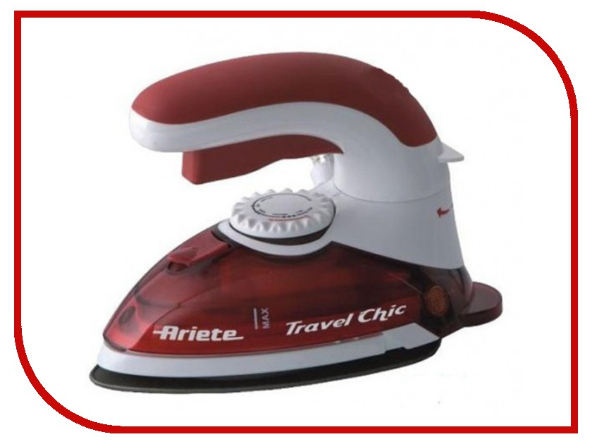 Утюг Ariete 6224 Travel Chic Red