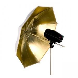 Зонт Falcon Eyes 75cm Umbrella UR-32G Gold
