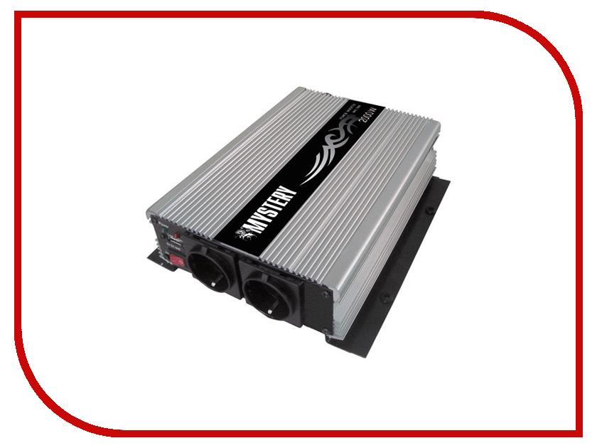 Автоинвертор Автоинвертор Mystery MAC-800 (800Вт) с 12В на 220В c USB  автоинвертор ibest pi 01u2 200вт с 12в на 220в c usb