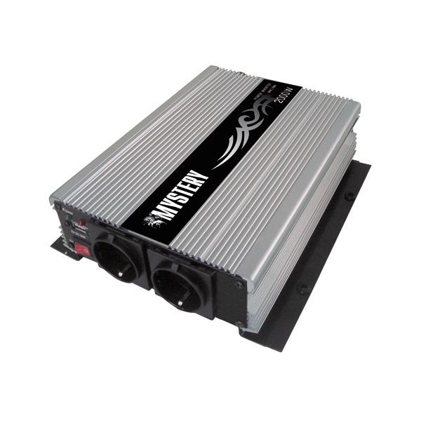 Автоинвертор Mystery MAC-800 (800Вт) с 12В на 220В c USB