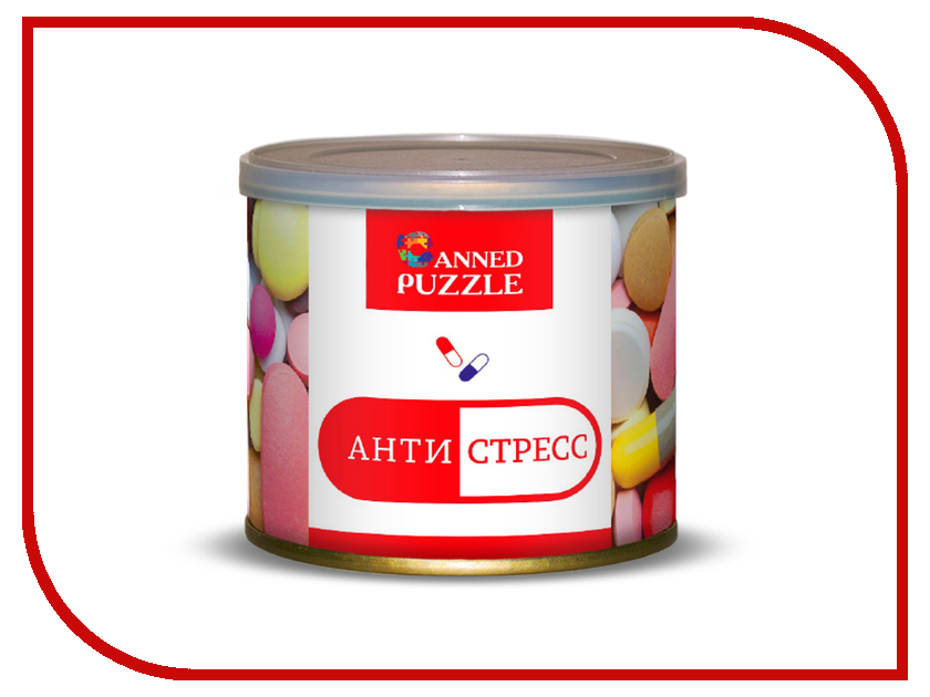 Пазл Canned Money Антистресс 415454