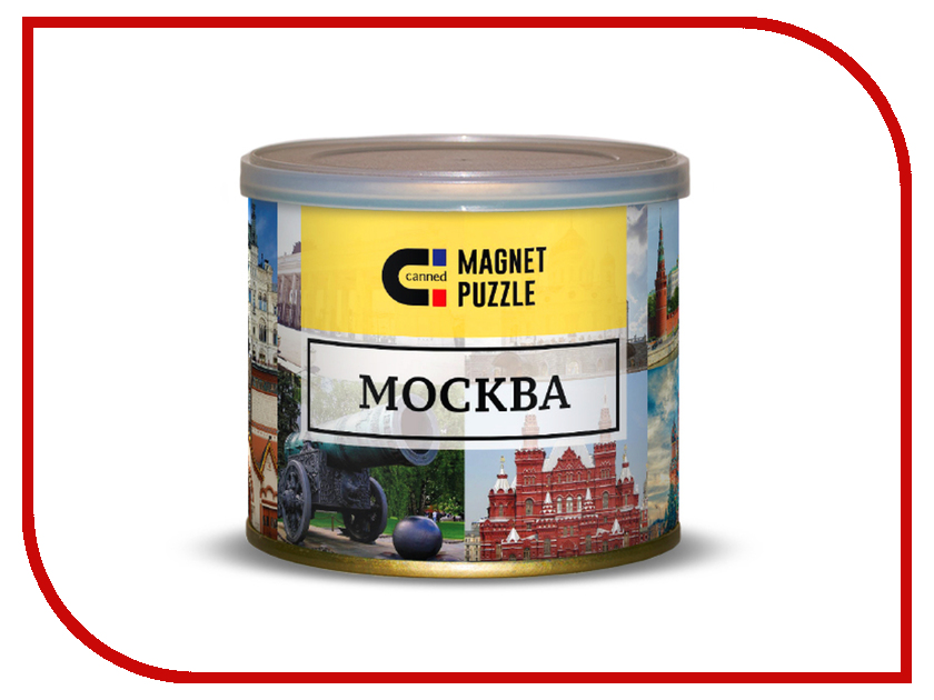 Пазл Canned Money Москва 415478
