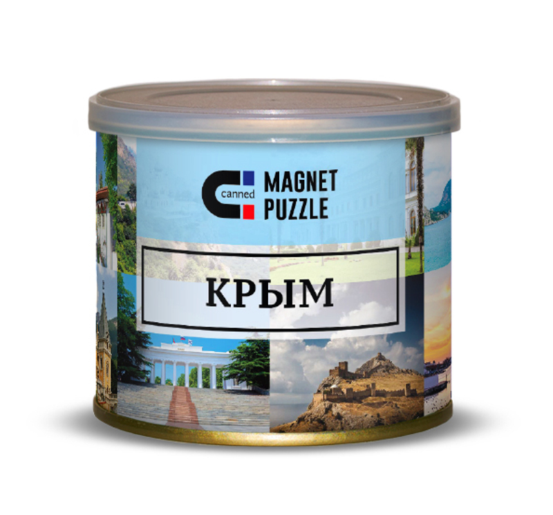 Пазл Canned Money Крым 415492
