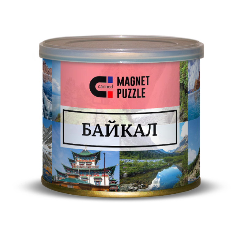 Пазл Canned Money Байкал 415515