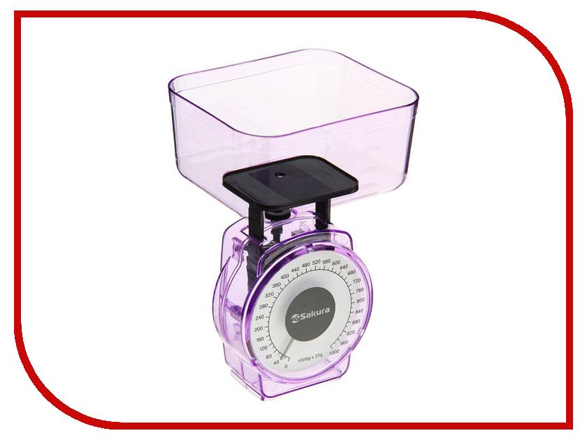 Весы Sakura SA-6018P
