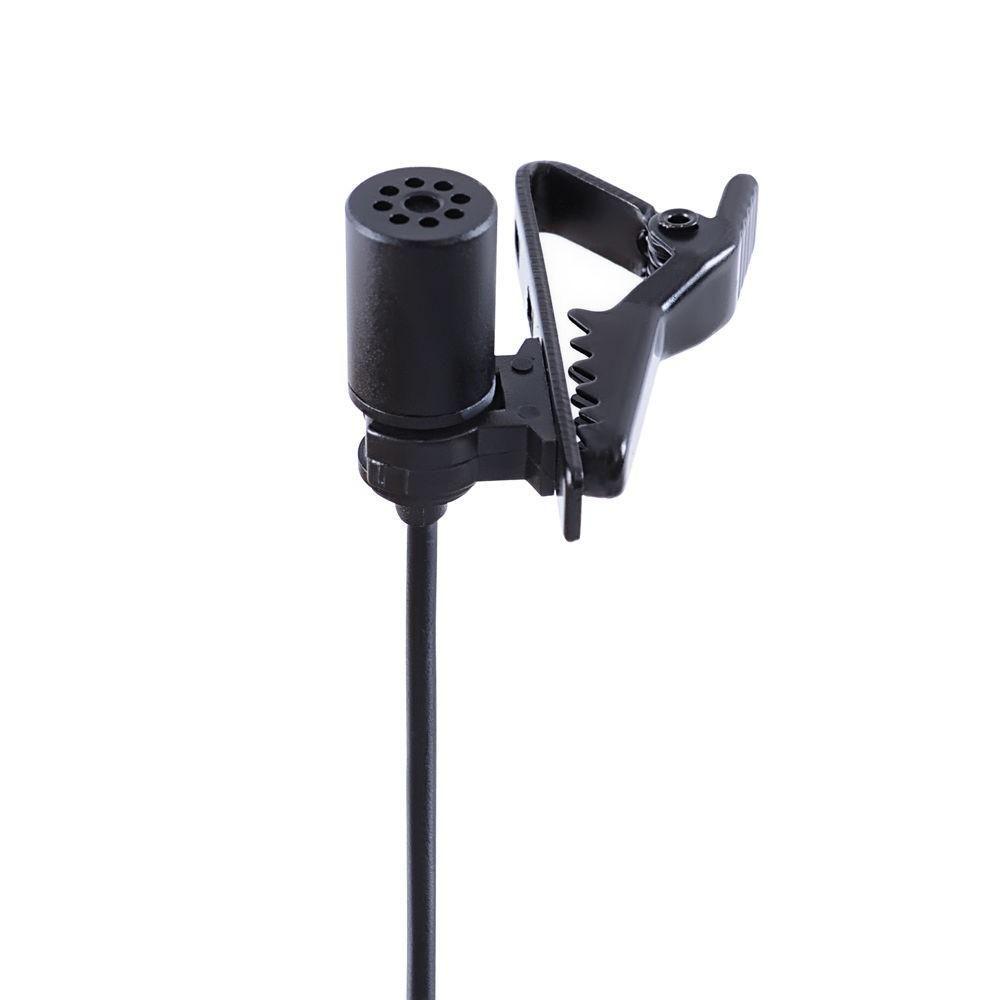 Клипса для петличного микрофона Boya BY-C05 1445 цена в Москве и Питере