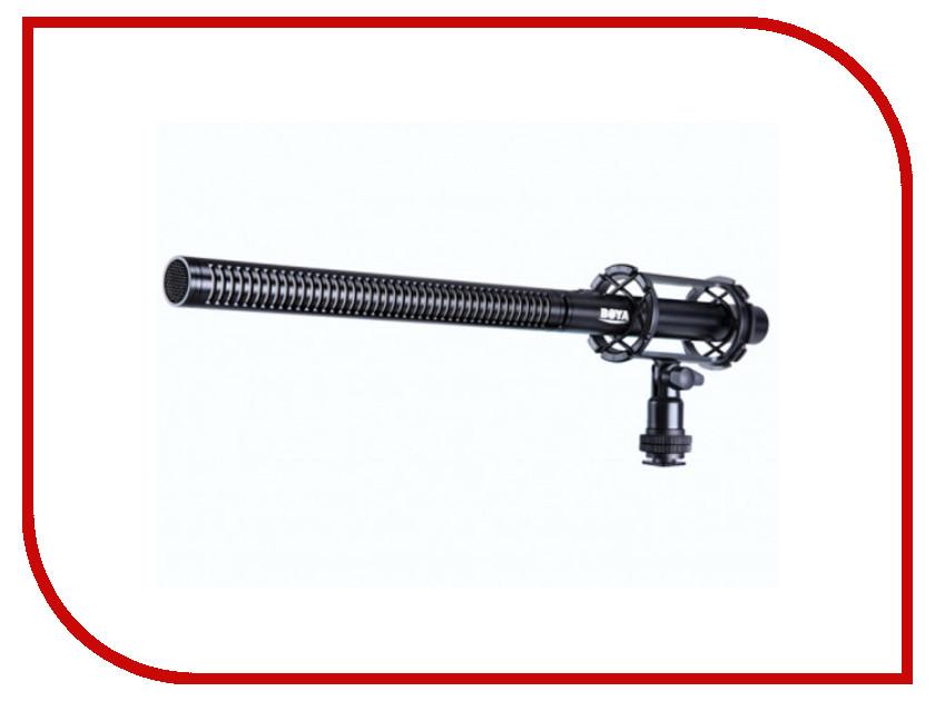 Микрофон Boya BY-PVM1000L аксессуар boya ветрозащита by b05f