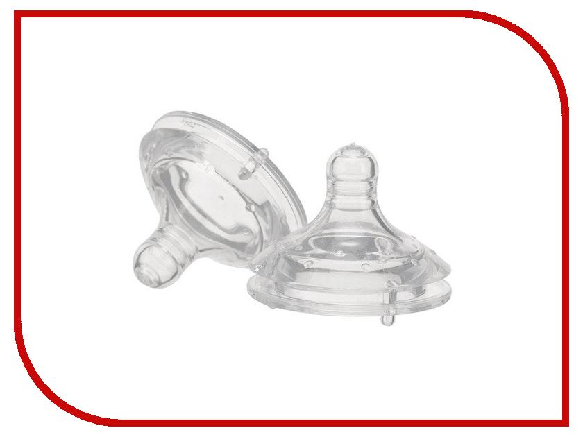 Антиколиковая соска для бутылочки Happy Baby Bottle Nipple 12010