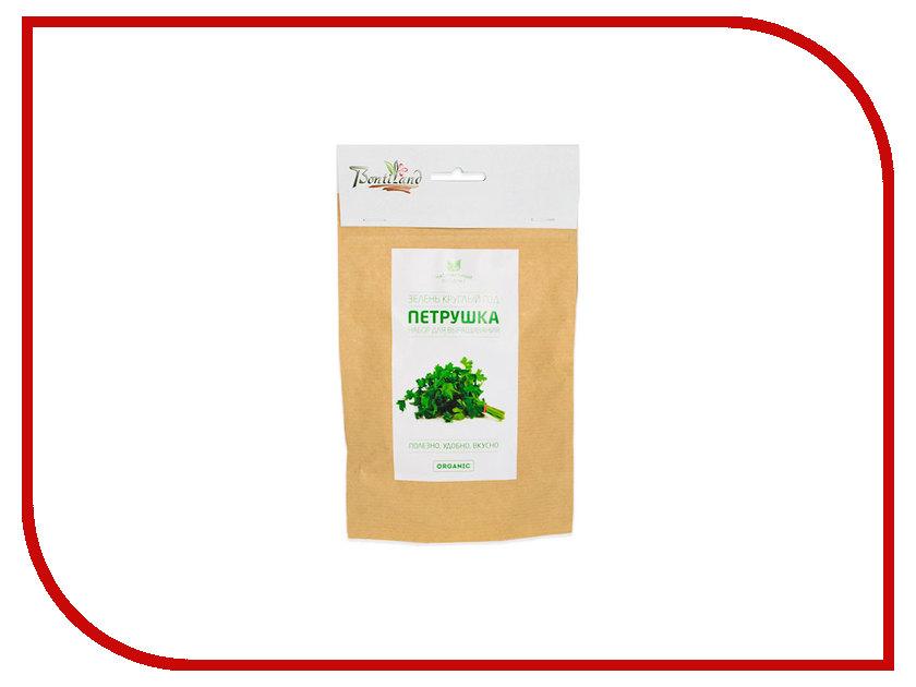 Растение BontiLand Зелень круглый год Петрушка 414792 стоимость