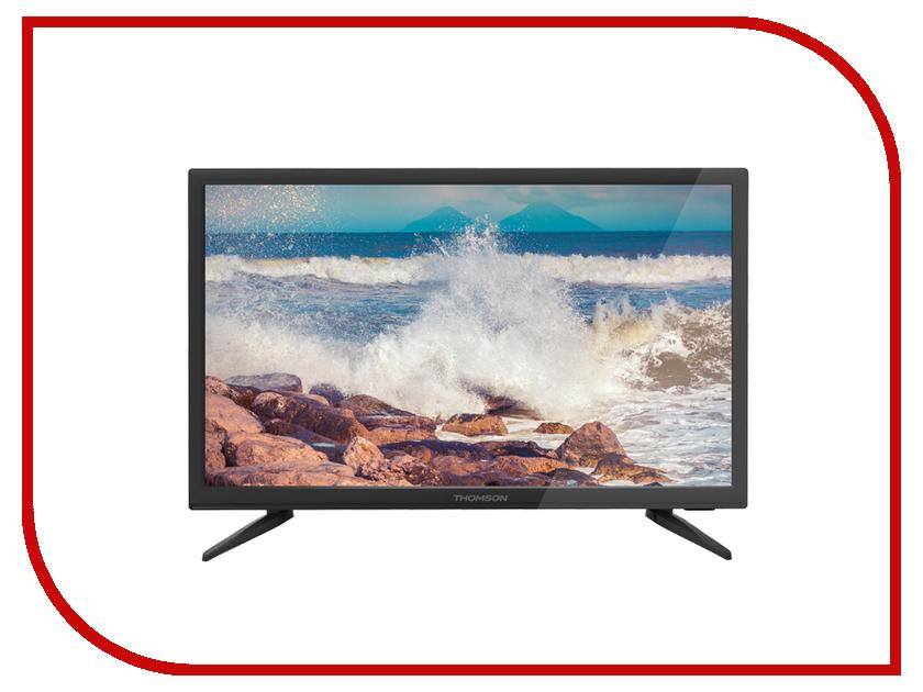 Телевизор Thomson T22D16DF-02B телевизор thomson t32d16dh 01b