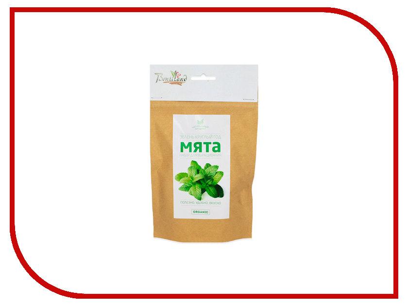 Растение BontiLand Зелень круглый год 414860 Мята лук на зелень перформер отзывы