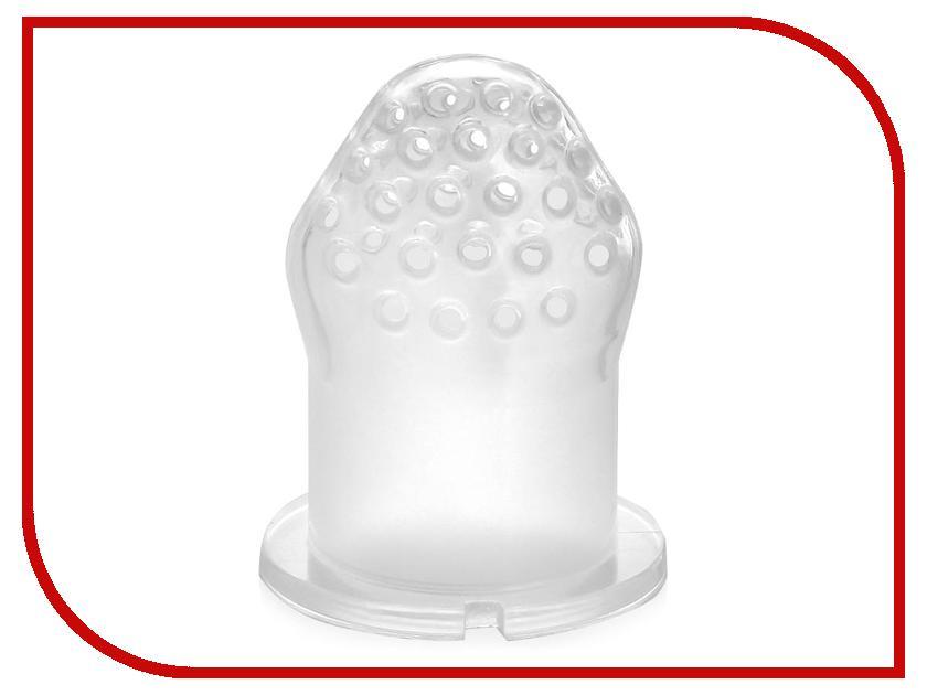 Силиконовая сеточка для ниблера Happy Baby Silicone Pouch 15011
