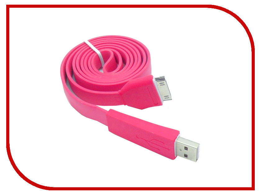Аксессуар Readyon USB - Lightning 1m Crimson RD-010101