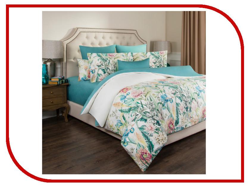 Постельное белье Santalino Эдем Комплект Евро Хлопок 985-254 кровать эдем 4
