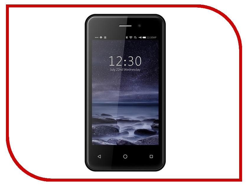 Сотовый телефон Micromax Q3001 Black сотовый телефон micromax x249 black